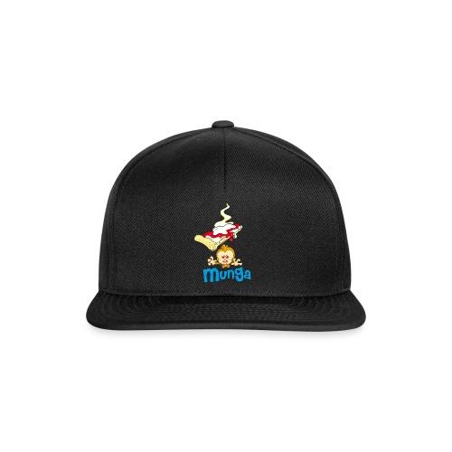 Munga Pizza - Snapback Cap