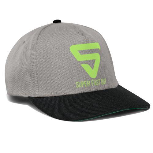 Super Fast Guy - Casquette snapback