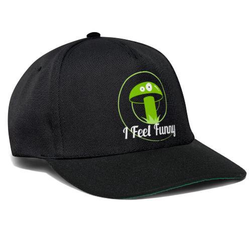Mushroom 0U812 - Snapback Cap