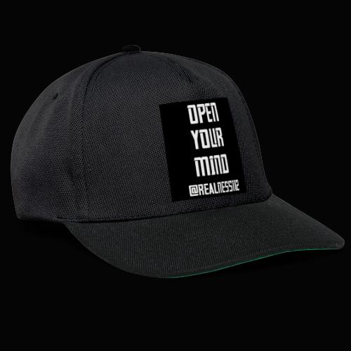 Open Your Mind!! Truth T-Shirts!! #OpenYourMind - Snapback Cap