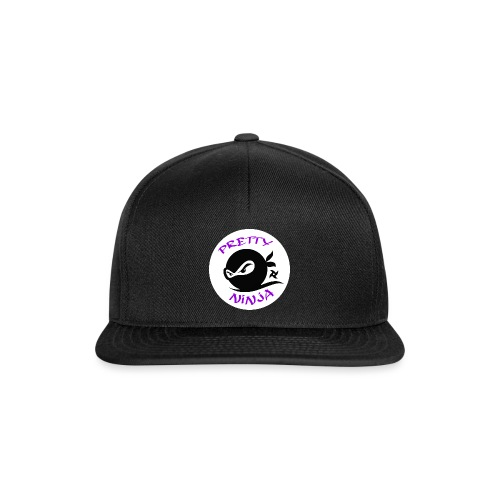 Official Pretty Ninja Logo - Snapback Cap