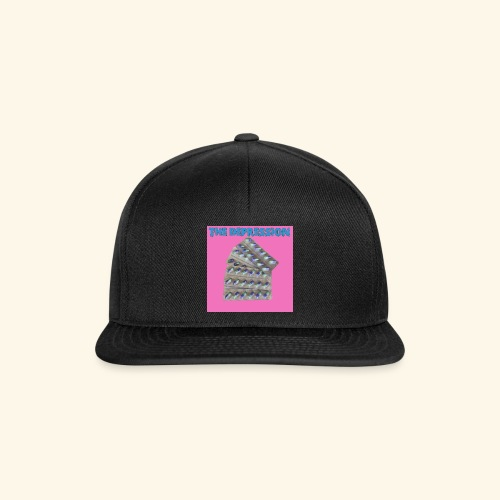 The Depresh. - Snapback Cap