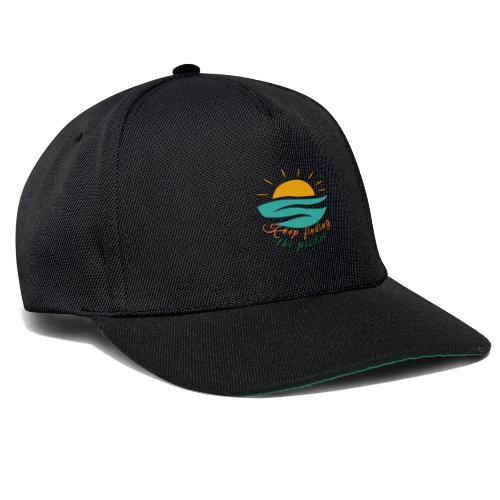 Keep Finding The Positive - Snapback Cap