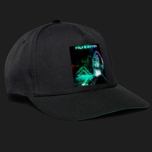 LostInMusic CRT FX - Snapback Cap