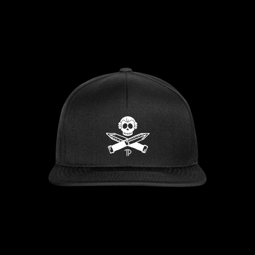 Messerstecher_arm - Snapback Cap