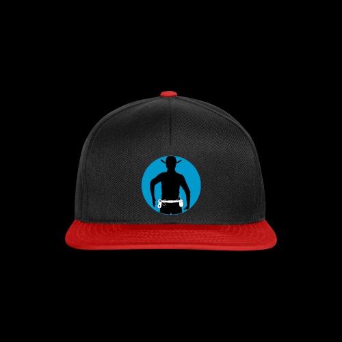 McRalph Gaming Logo 1 Cir - Snapback Cap
