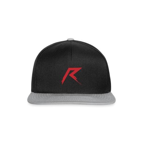 R Logo - Snapback cap