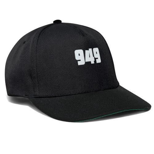 949withe - Snapback Cap