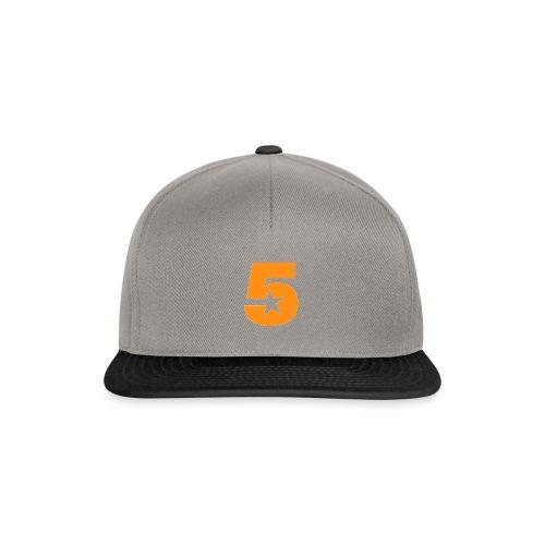 No5 - Snapback Cap