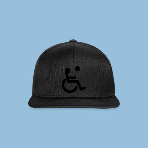 Baloonwheelchair2 - Snapback cap