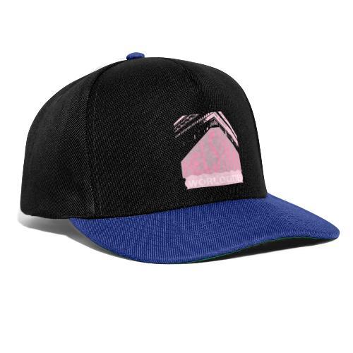 Helsinki light pink - Snapback Cap