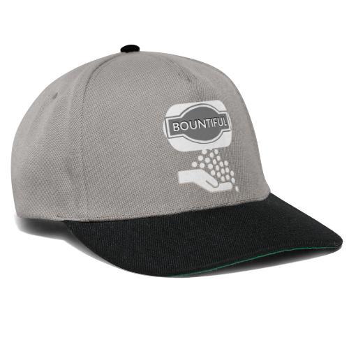 Bontiul gray white - Snapback Cap