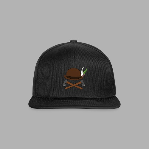 The Captain's axe - Casquette snapback