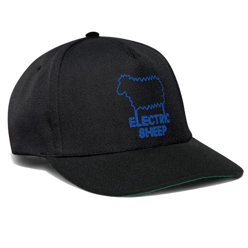 Electric Sheep Emblem - Snapback Cap