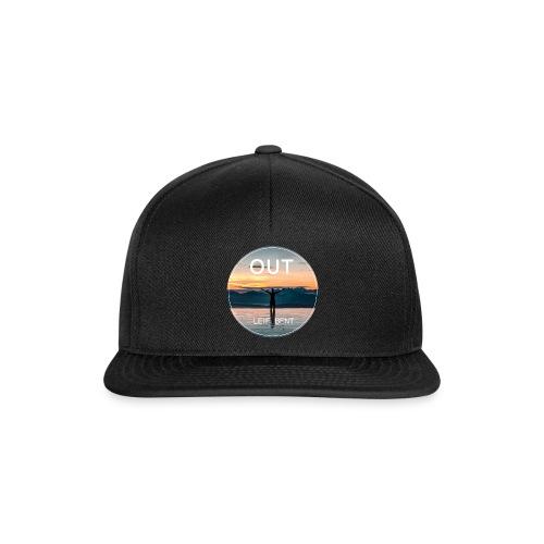 OUT EP merchandise - Snapback Cap
