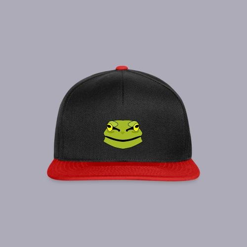 Frog Logo - Snapback Cap