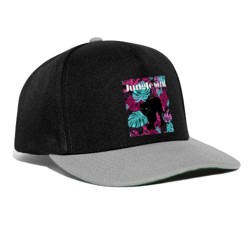 Jungle world panthere c - Casquette snapback