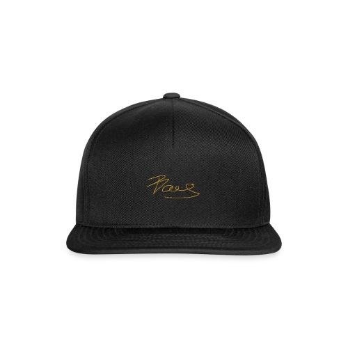 BOAS Sign - Snapback Cap