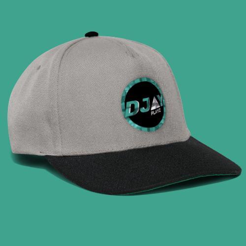 DjayPlayz Merch Logo - Snapback cap