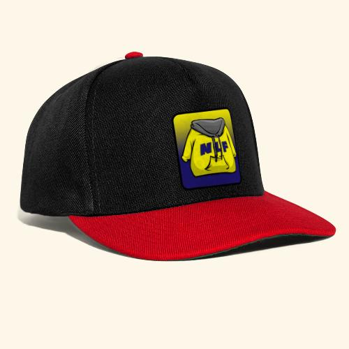 logo evilgrizzly - Casquette snapback