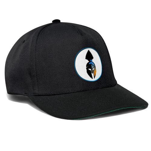 Troja round logo - Snapbackkeps