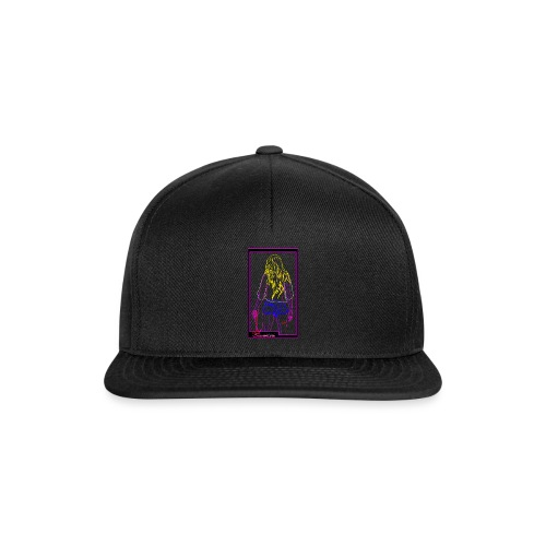 Silverline Girl - Snapback Cap