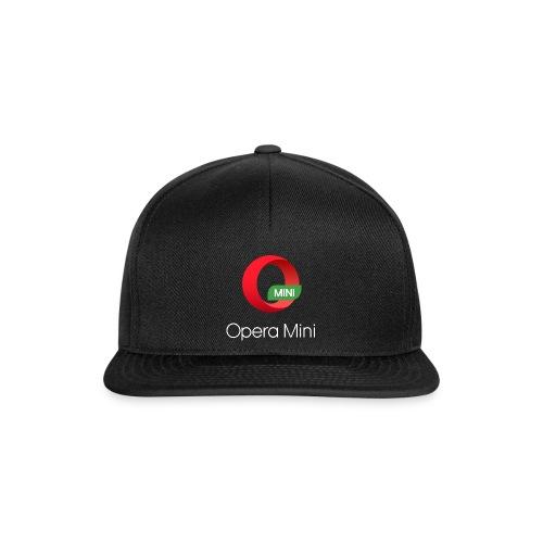 Opera logo - Snapback Cap