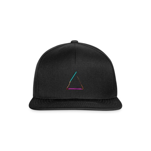 3eck - Dreieck - triangle - Snapback Cap