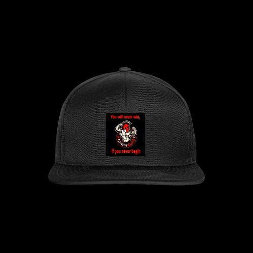 You will never win - Snapback Cap