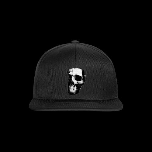 teschio darktrasp - Snapback Cap