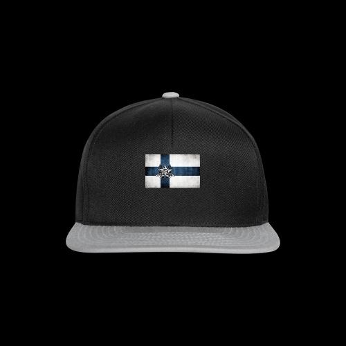 Suomen lippu - Snapback Cap