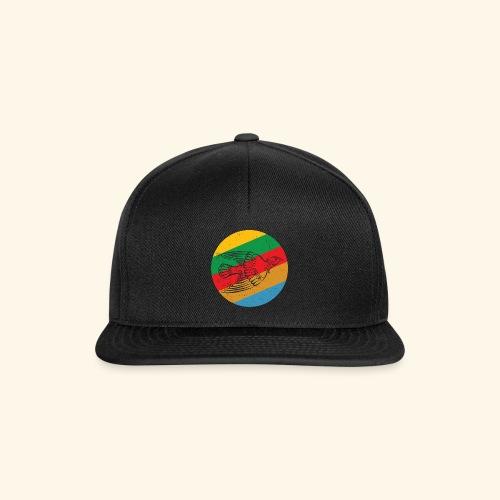 Grenadian Dove Retro - Snapback Cap