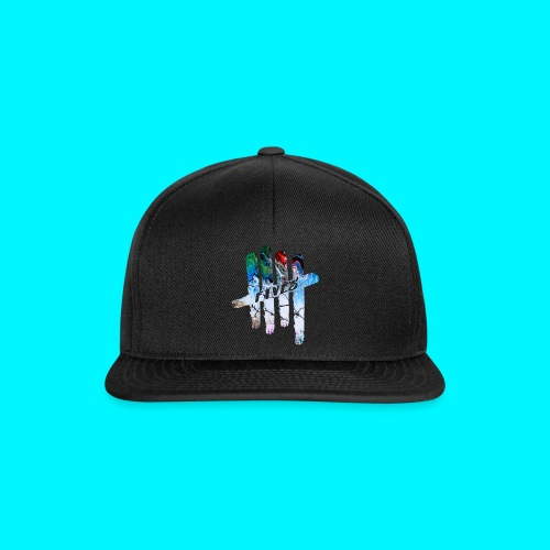 FIVES abstarct - Casquette snapback