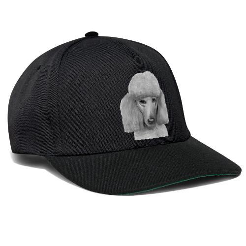 storpudel - standardpoodle abricot - Snapback Cap