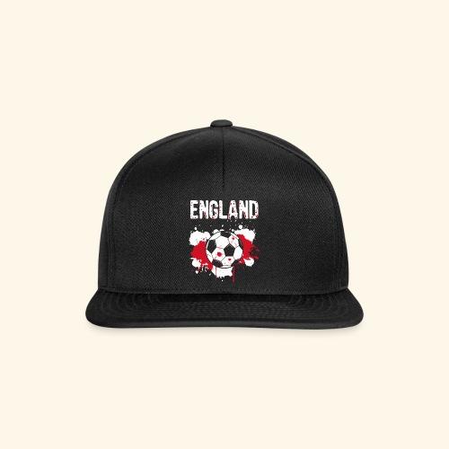 England Meister Fußball Fussball Shirt Geschenk - Snapback Cap