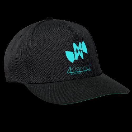 Marcus Winter - vierKlang acoustics - Snapback Cap