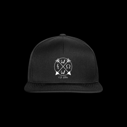 Wrathful Circle Logo - Snapback Cap