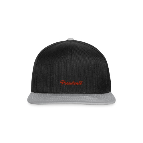 presidente rouge - Casquette snapback
