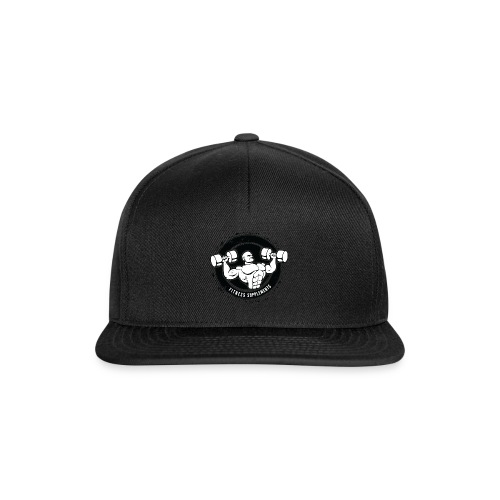 Fitness supplements - Snapback Cap