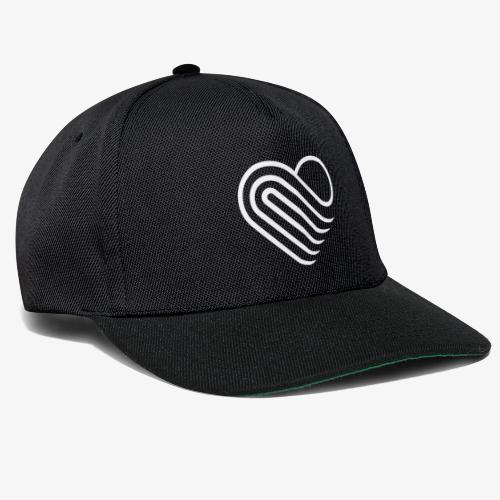Biostrap heart (official) - Snapback Cap