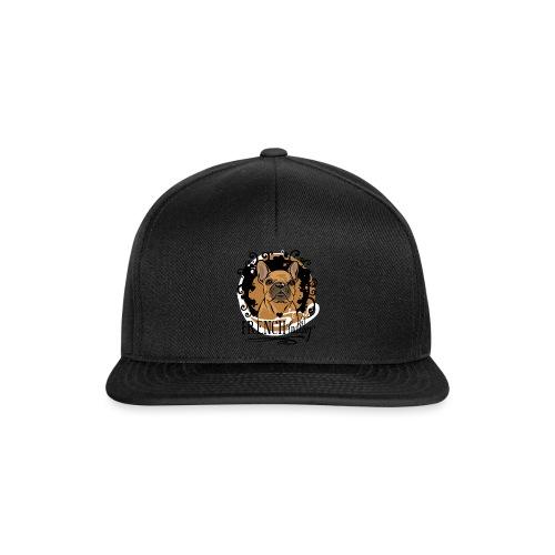French Bulldog bunt - Snapback Cap