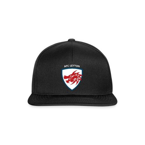 AFC Leyton Logo (White) - Snapback Cap
