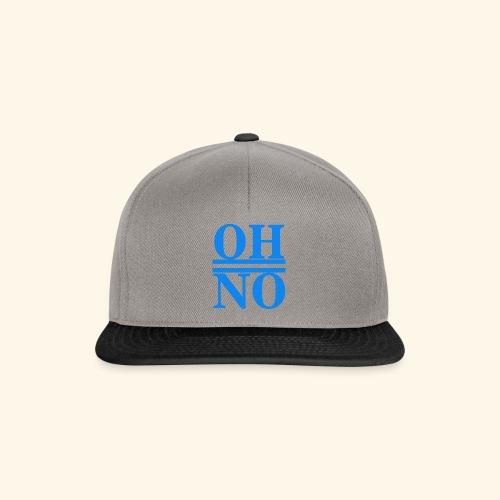 Oh no - Snapback Cap