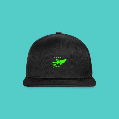 Lakepiston Kollektion II Grün - Snapback Cap