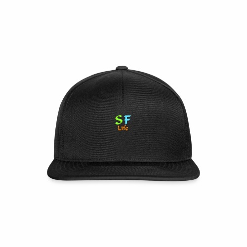 Sflife Merch - Snapback Cap