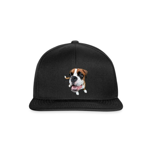 Boxer Rex dog - Snapback Cap