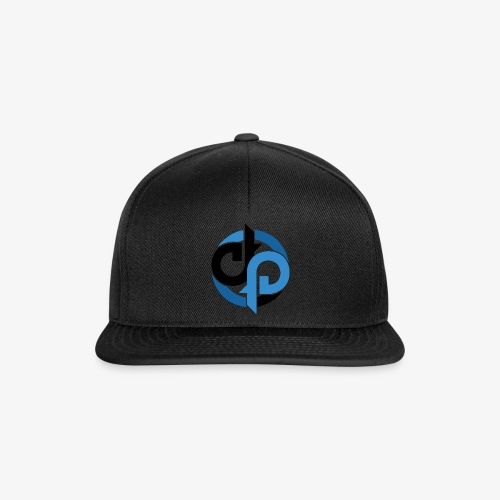Diversity Blue and Black - Snapback Cap