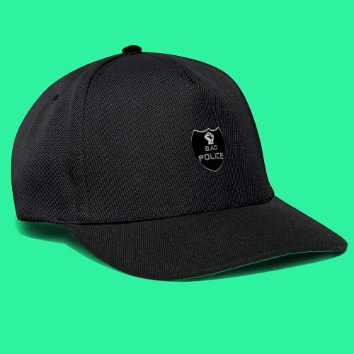 POLICE - Snapback Cap