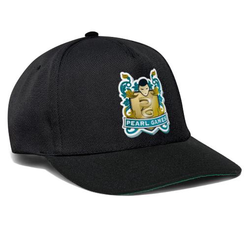 PEARL GAMES - Casquette snapback