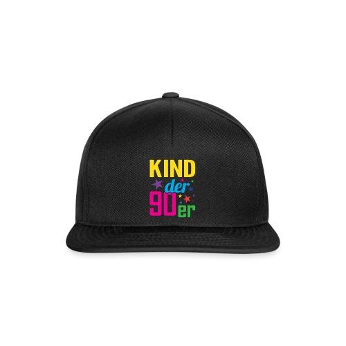 Kind der 90er Jahre 90s - Snapback Cap